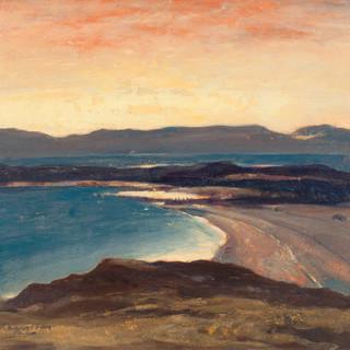 Sir David Young Cameron, RA (1865-1941)