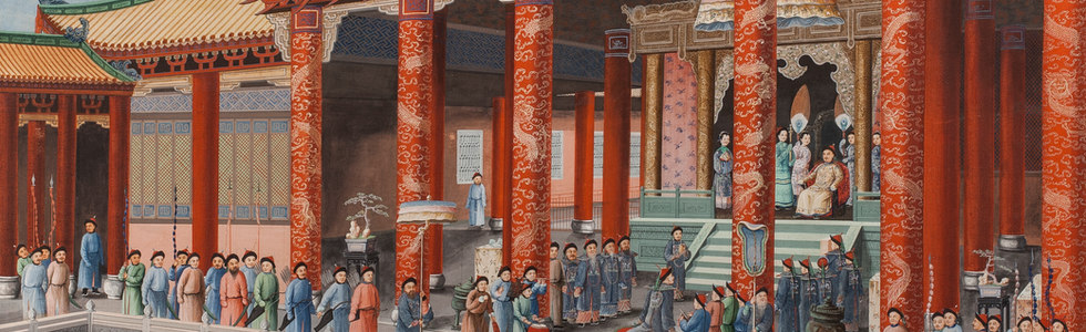 Chinese artist c. 1800