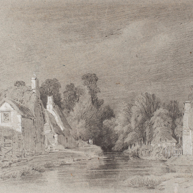 William Turner of Oxford, OWS (1789-1862)