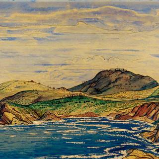 Derwent Lees, NEAC (1885-1931)
