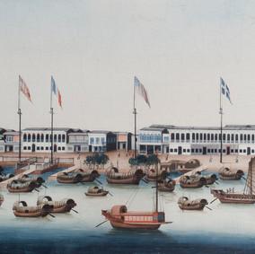 Chinese artist, 1803
