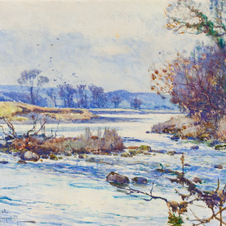 Samuel John Lamorna Birch, RA, RWS, RWA (1869-1955)