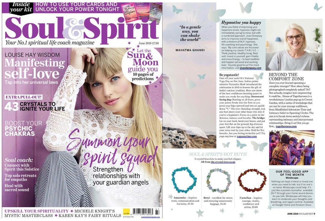 Soul & Spirit press release