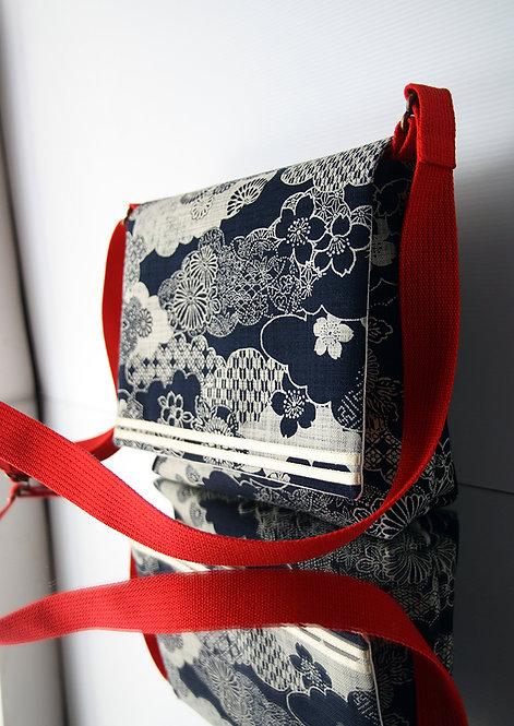 "byZoon - sac ann-ā motif ""kyoto"" - tissu japonais"