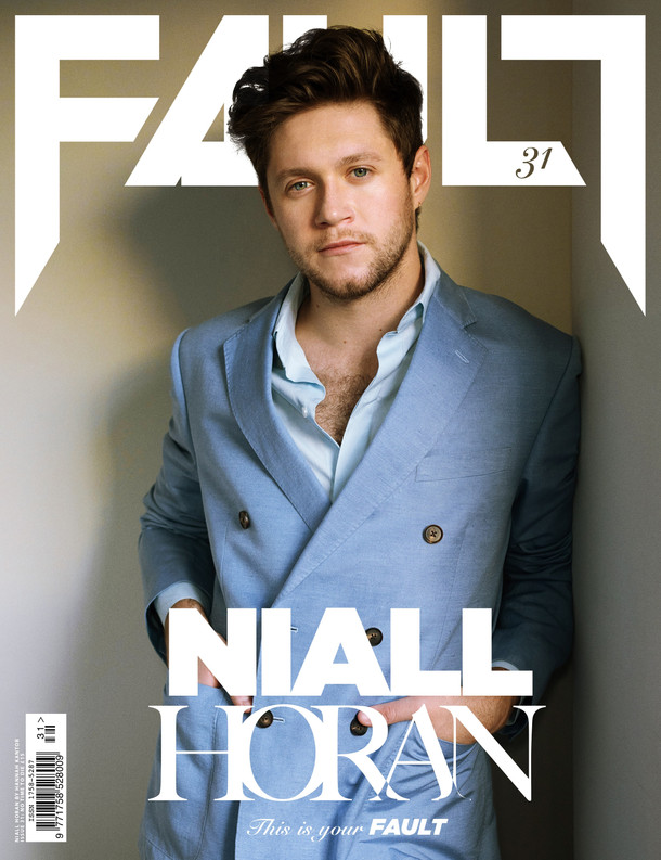 Niall Horan for Fault Magazine