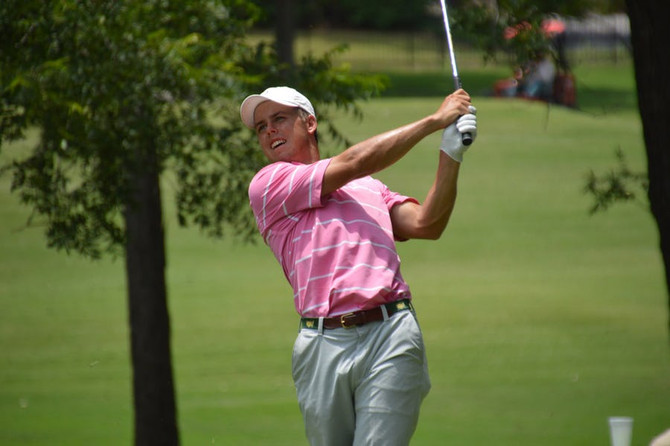 Pierceson Coody Named Southern Golf Association's Amateur of the Month for December 2018