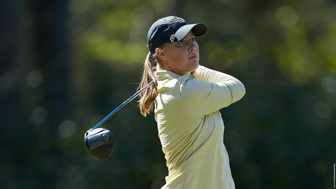 Jennifer Kupcho Named Southern Golf Association's Amateur of the Month for March 2019