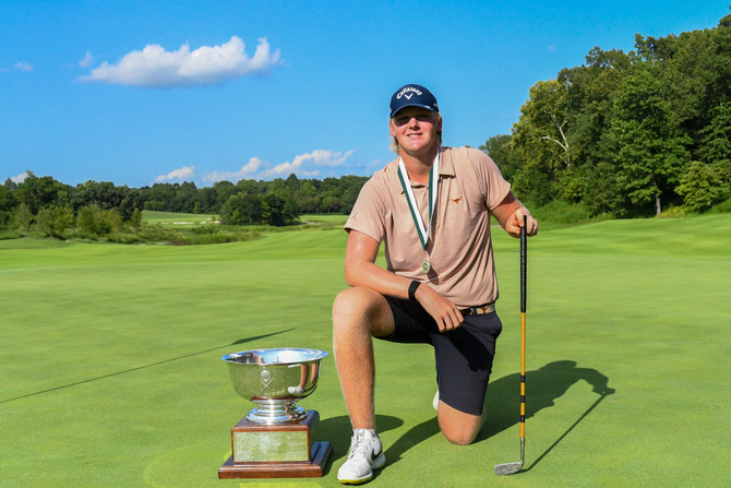 Tommy Morrison Crowned Champion of the 48th Southern Junior Championship