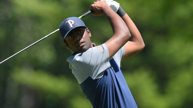 Pepperdine's Sahith Theegala Named Southern Golf Association's Amateur of the Month for January 2020