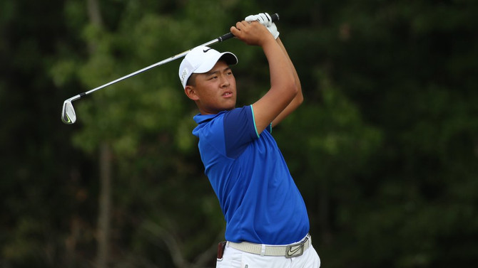 Taiwan's Chun An Yu Named Southern Golf Association's Amateur of the Month for January 2019