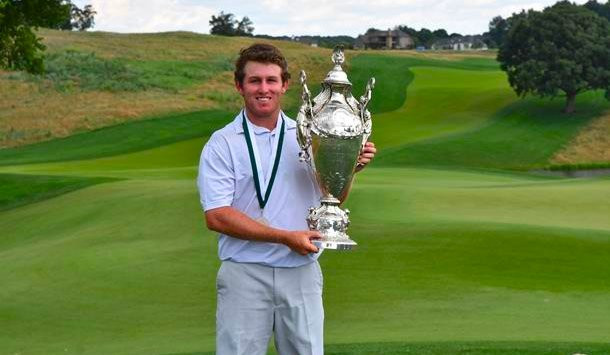 Patrick Cover Wins 112th Southern Amateur Championship