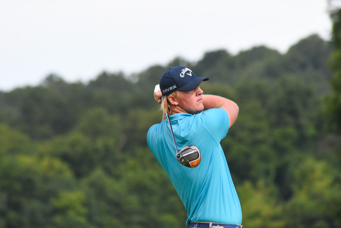 Thomas Morrison Maintains Lead at 48th Southern Junior Championship