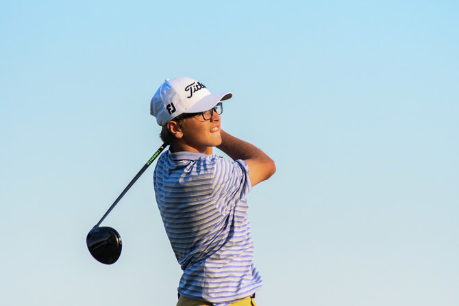 Jack Roberts Maintains Lead Through Round Two at the 49th Southern Junior Championship