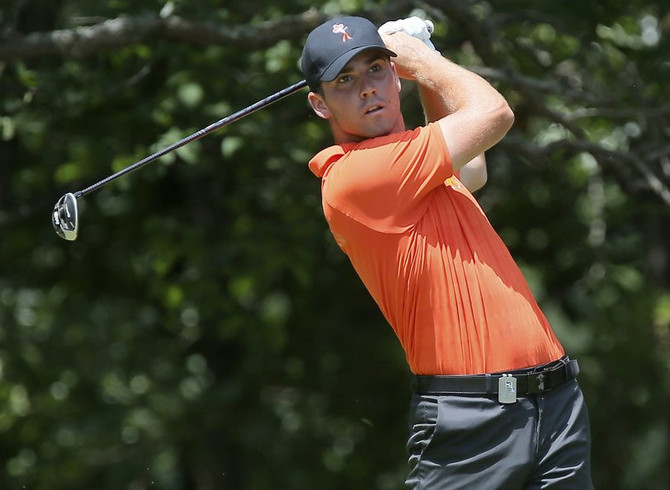 Oklahoma State's Matthew Wolff Named Southern Golf Association's Amateur of the Month for September