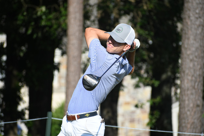 Southern Amateur Champion A.J. Ott Named Southern Golf Association's Amateur of the Month for July 2