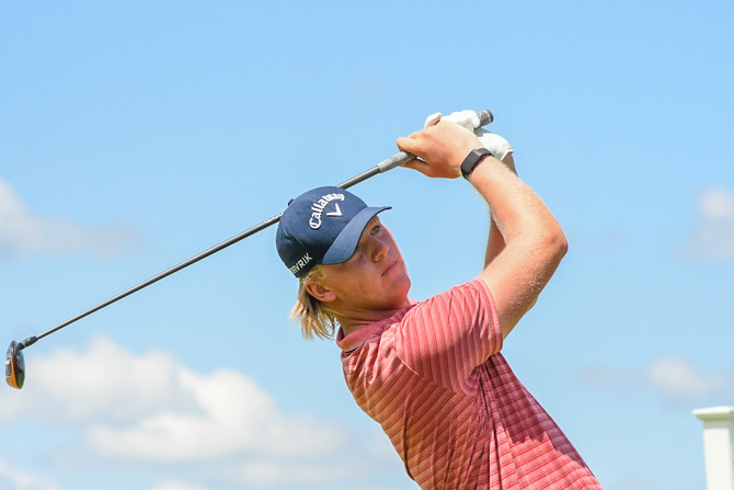 Thomas Morrison Leads Round One of the 48th Southern Junior Championship