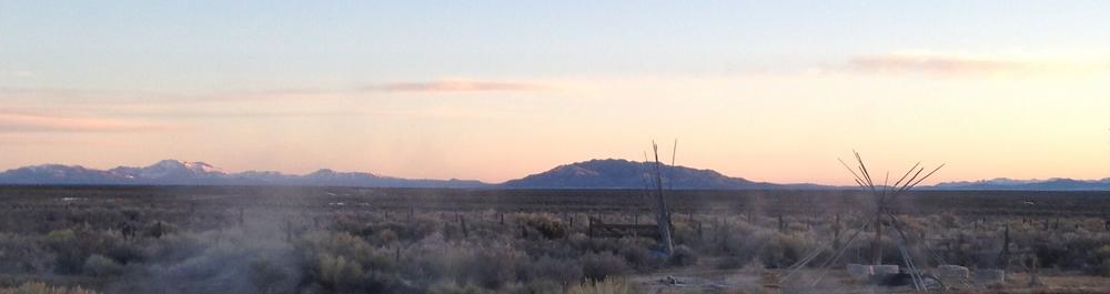 East Horizon, Hot Springs Ranch Nevada