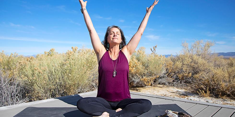 Earth Medicine Yoga Ceremony