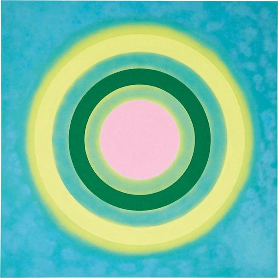Kenny Noland, Target Mysteries Aglow Series, 2002