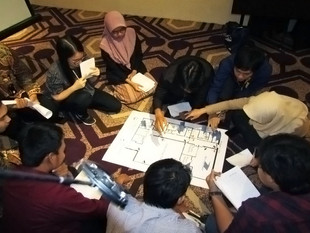 Building a strong nuclear security culture starts early. Cooperative Threat Reduction funding helped nuclear engineering students from the Institute for Nuclear Material Management chapter at Gadjah Mada University in Indonesia conduct a tabletop exercise on how to prevent insider threats to nuclear facilities.