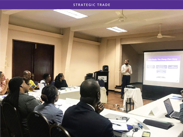 Strengthening Strategic Trade Controls in the Caribbean