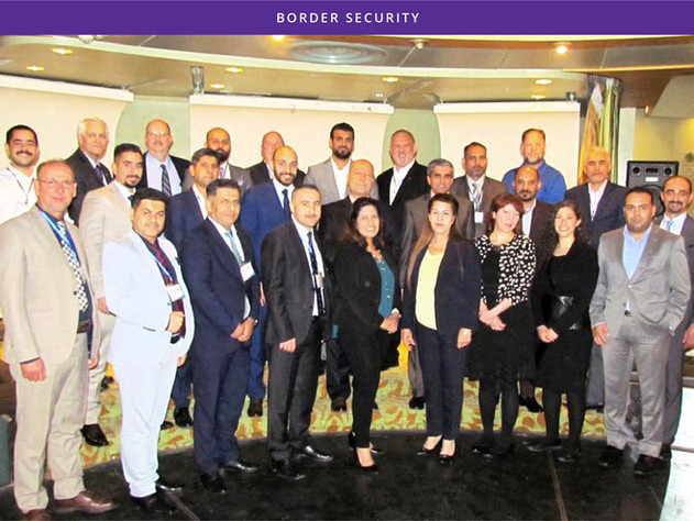 Aviation Security Capacity Building in Iraq