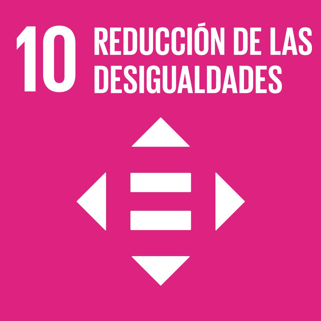 10. Reducción de las Desigualdades