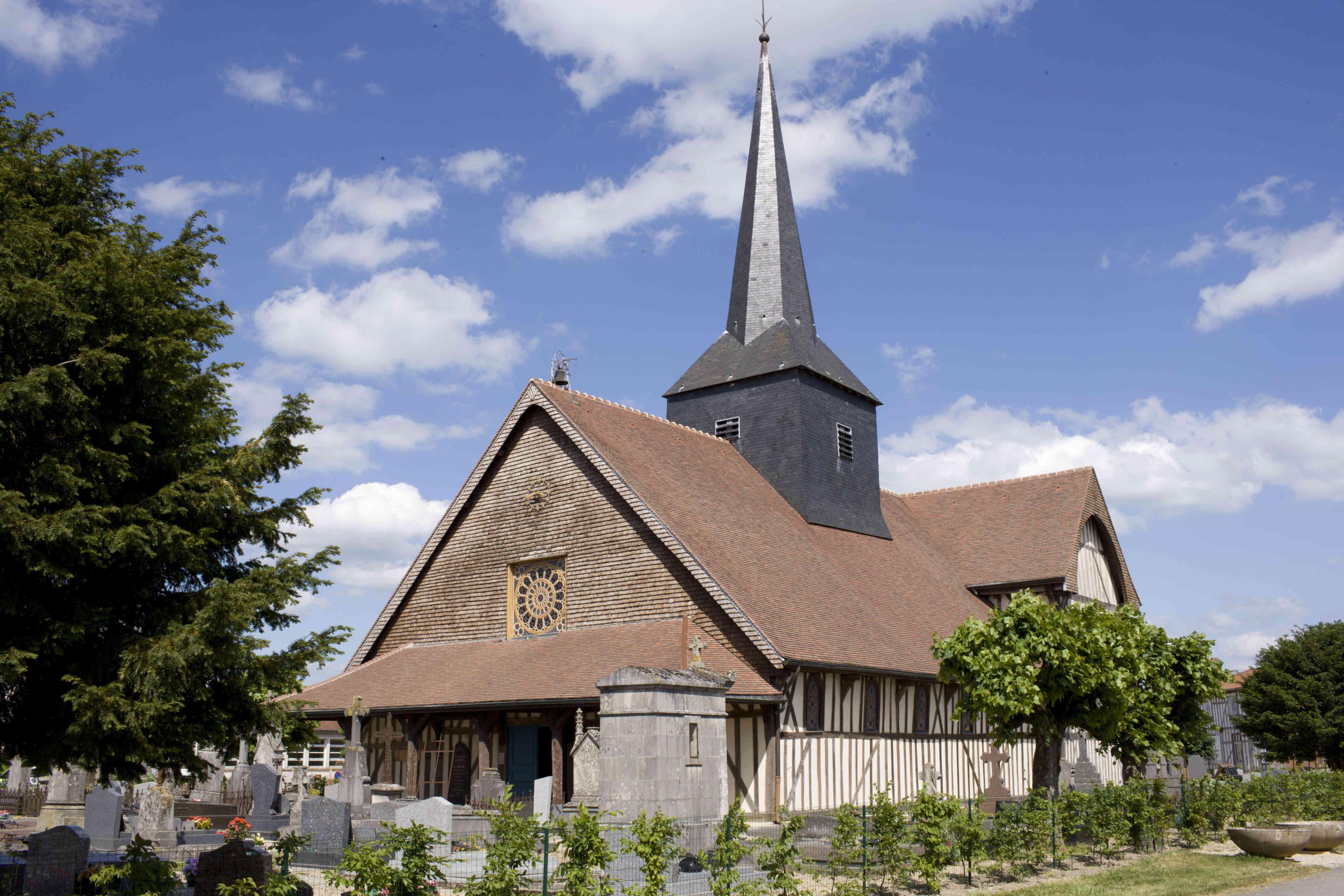 Eglise de Bailly-le-Franc