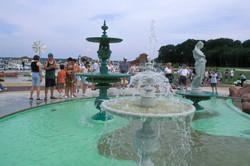Fontaines de la Station Nautique