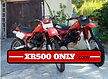 XR500 Only