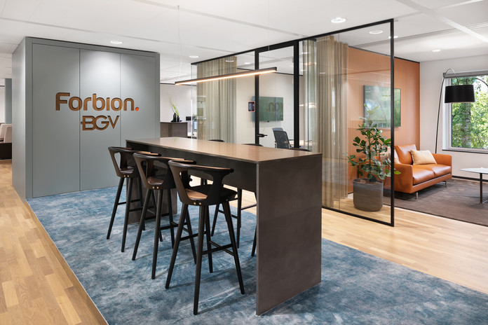 Fresh Perspective_Office Design_Forbion