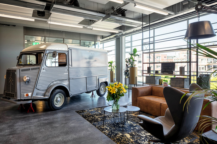 Fresh Perspective_Office Design_Deloitte Digital