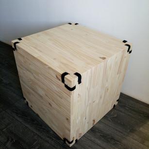 cube événementiel modulable