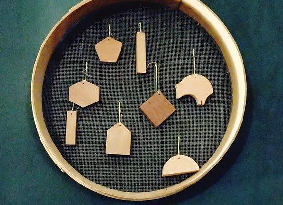 Figurines décorative - Kikagaku - Formes géométriques