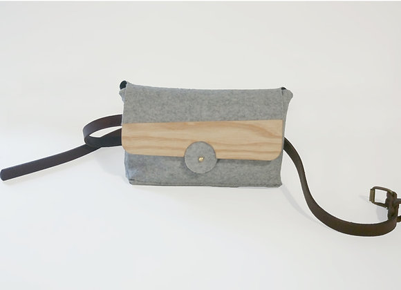 Pochette de ceinture Haika - laine