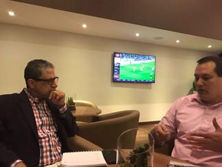 Entrevista al Dr. Gustavo Carrero
