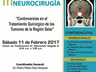 III Jornada Científica de Neurocirugía