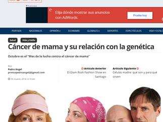 Cáncer de mama y su relación con la genética