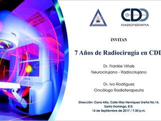 7 Años de Radiocirugía en CDD