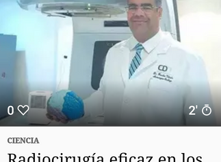 Radiocirugía Eficaz en los Tumores Cerebrales
