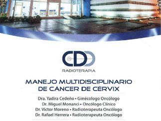 MANEJO MULTIDISCIPLINARIO DEL CÁNCER DE CÉRVIX