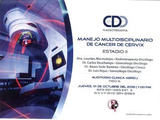 MANEJO MULTIDISCIPLINARIO DE CÁNCER DE CÉRVIX Estadio II