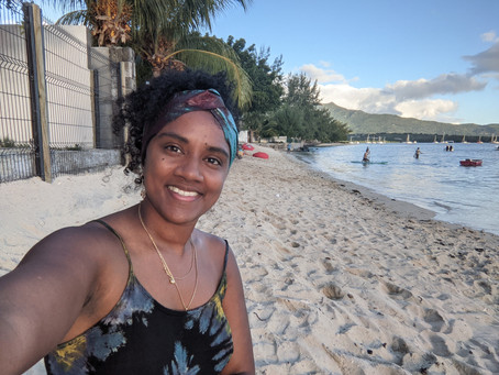 The Conservationist Island Girl returns home