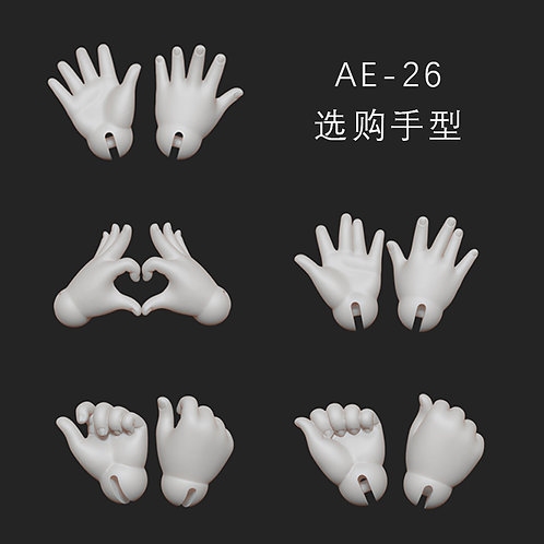 1/6 parts(fits AE-26)