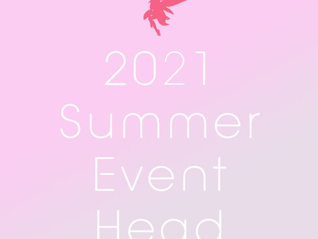 Summer Event 50% off Event Head