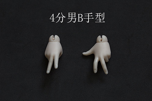 1/4 Boy parts(fits X-M-46)