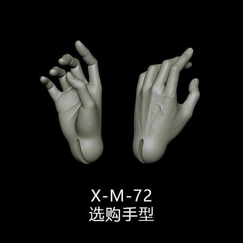72cm Boy Hands(fits X-M-72)