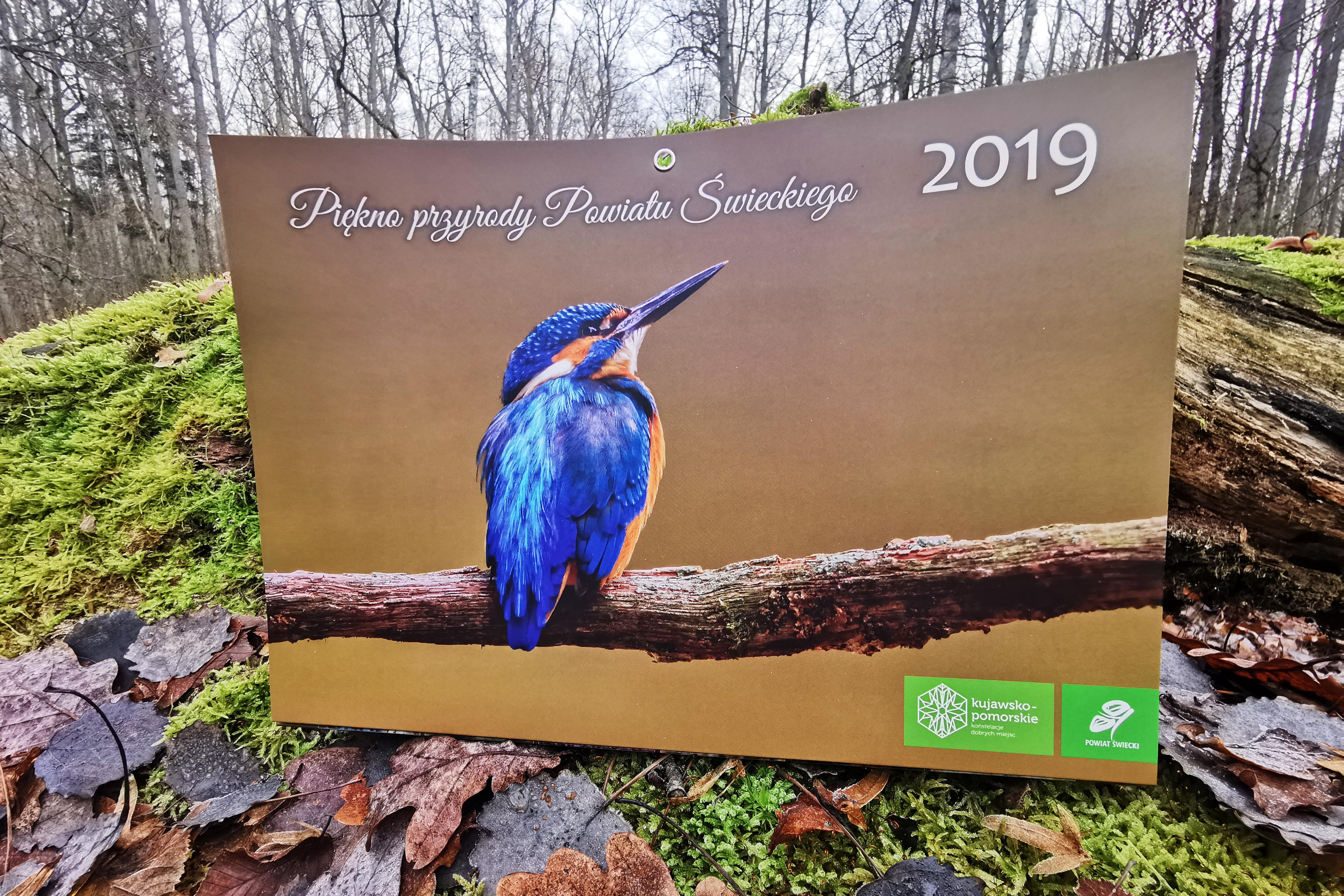 Kalendarz Powiat Świecki - 2019