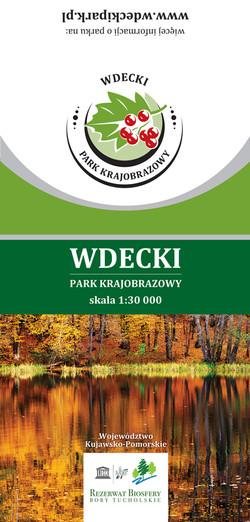 Wdecki Park Krajobrazowy - okładka