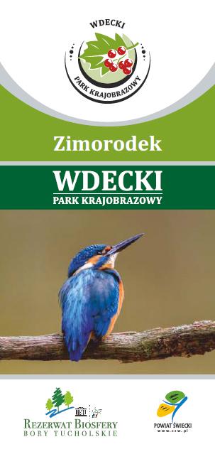 Zimorodek - ulotka WPK